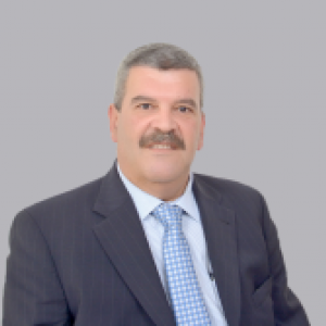 Prof.  Ghassan  Kanaan - Acting President of the University