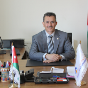 Prof. Omar Al-Jarrah - president of university