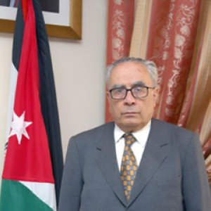 His Excellency Prof. Said Al-Tal - President of University